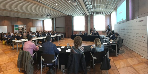 Col·loqui sobre innovació, municipis i persones